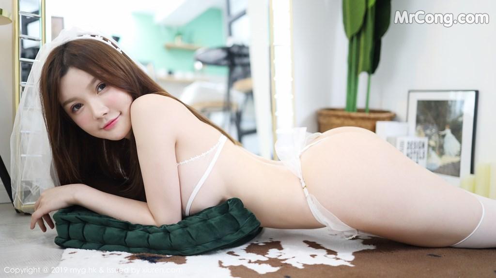 MyGirl Vol.411: 糯美子Mini (57P)