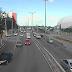 Tráfego tranquilo na avenida Lima e Silva