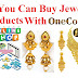 Buy Jewellery Products With OneCoin | Online Shopping