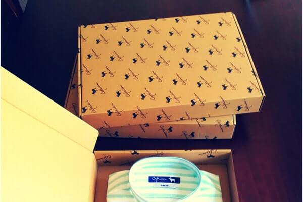 cajas para envios de camisas y camisetas