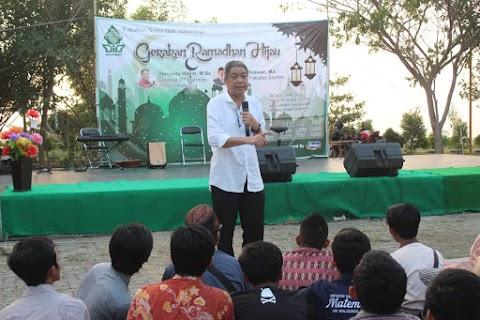Green Ramadhan Movement: Buka Bersama dan Sosialisasi Kurangi Sampah Plastik
