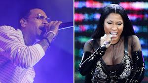 Chris Brown e Nicki Minaj vão fazer turnê juntos em setembro.
