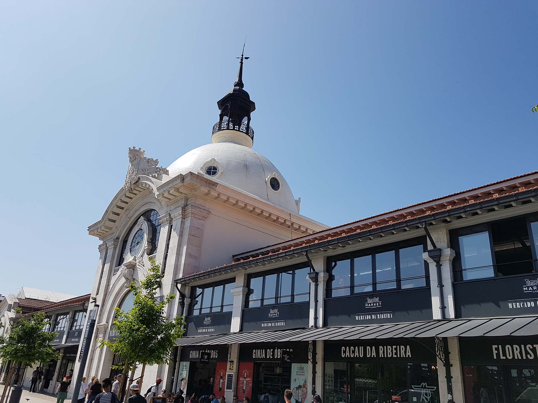 Mercado da Ribeira, Lisboa. 10 Lindos Mercados no Mundo