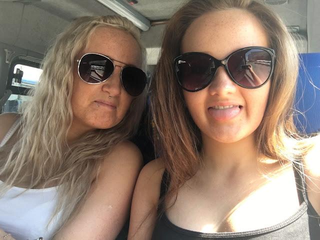 Mallorca travel diary selfie