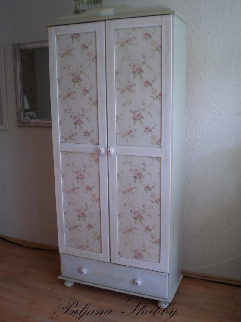 biljana shabby shabby chic namjestaj romantic cottage vitrine. Black Bedroom Furniture Sets. Home Design Ideas
