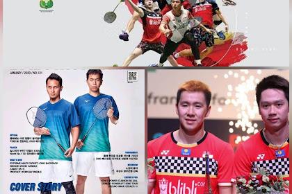 Dua ganda Putra masuk Final, Gelar di tangan Indonesia Masters 2020