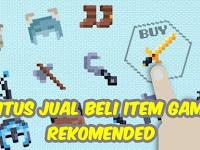 Situs Belanja Item Game Rekomended di Indonesia