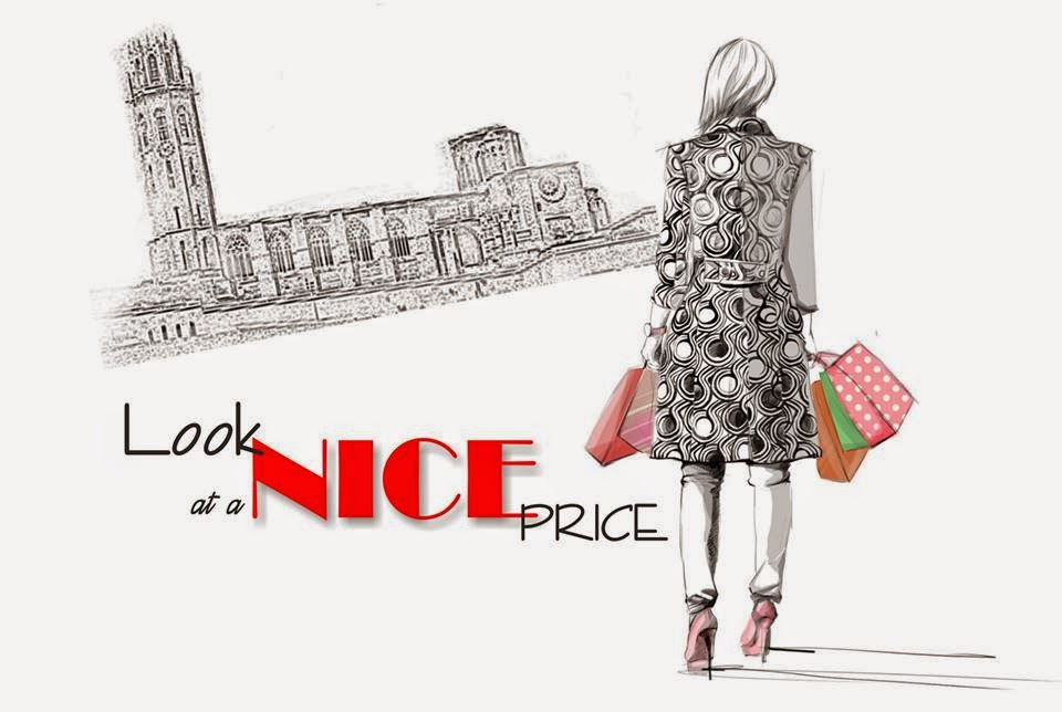 Look Nice at a NICE PRICE