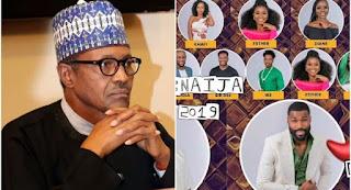 BBNaija: Nigerians React To MURIC's Call On Buhari To Stop Reality TV Show