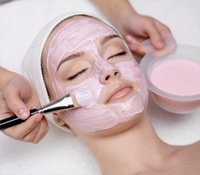 Masker Berlian Facial Diamond Treatment Mengencangkan Kulit