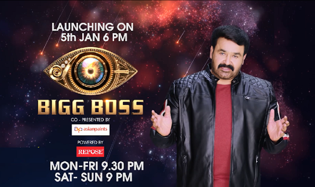 Asianet Bigg Boss Malayalam Season2