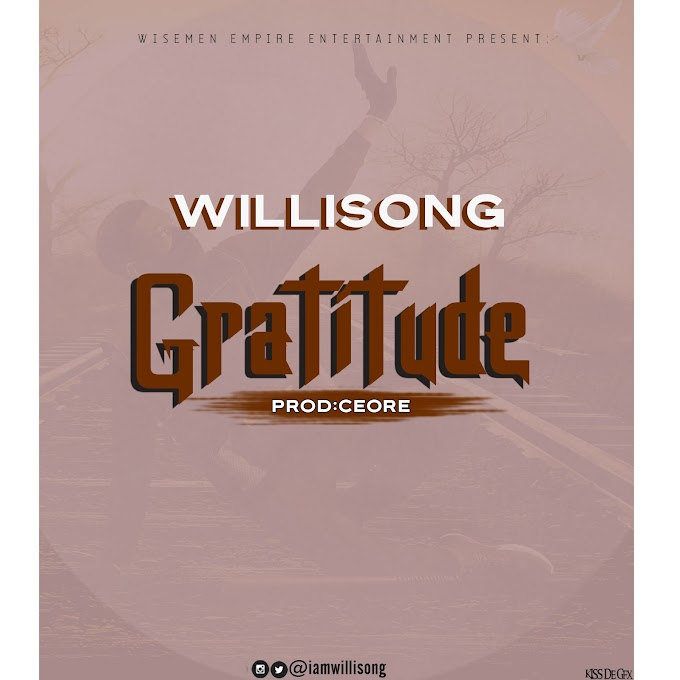 [Music]Willisong-Gratitude