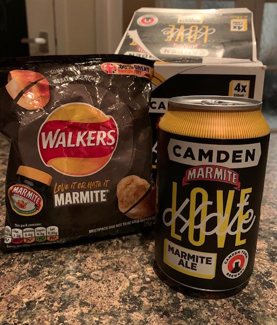 Marmite Ale Camden Brewery
