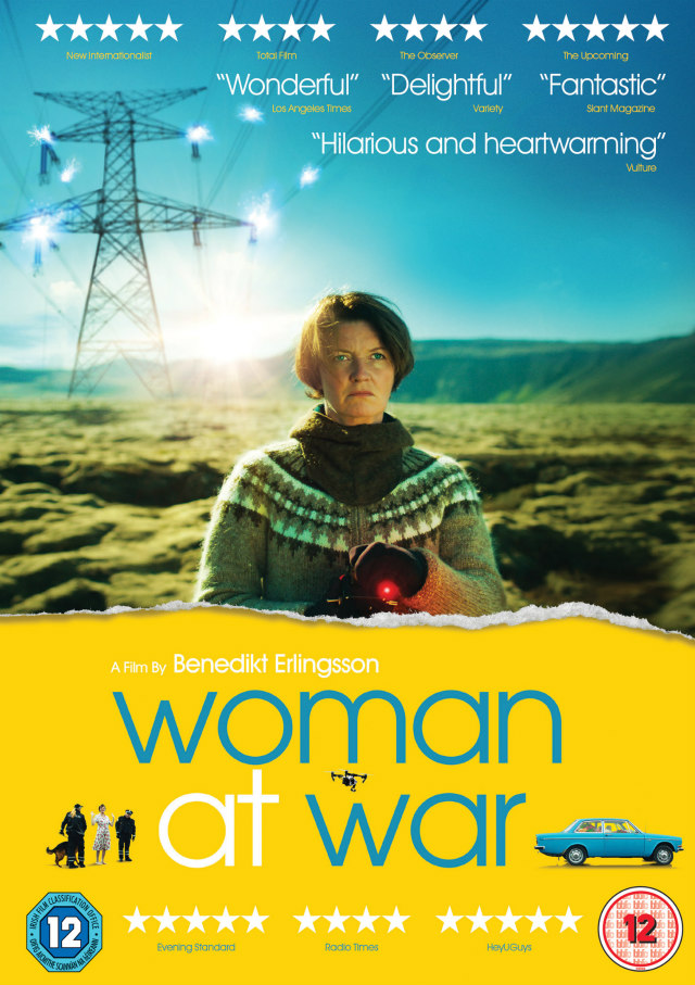 woman at war dvd