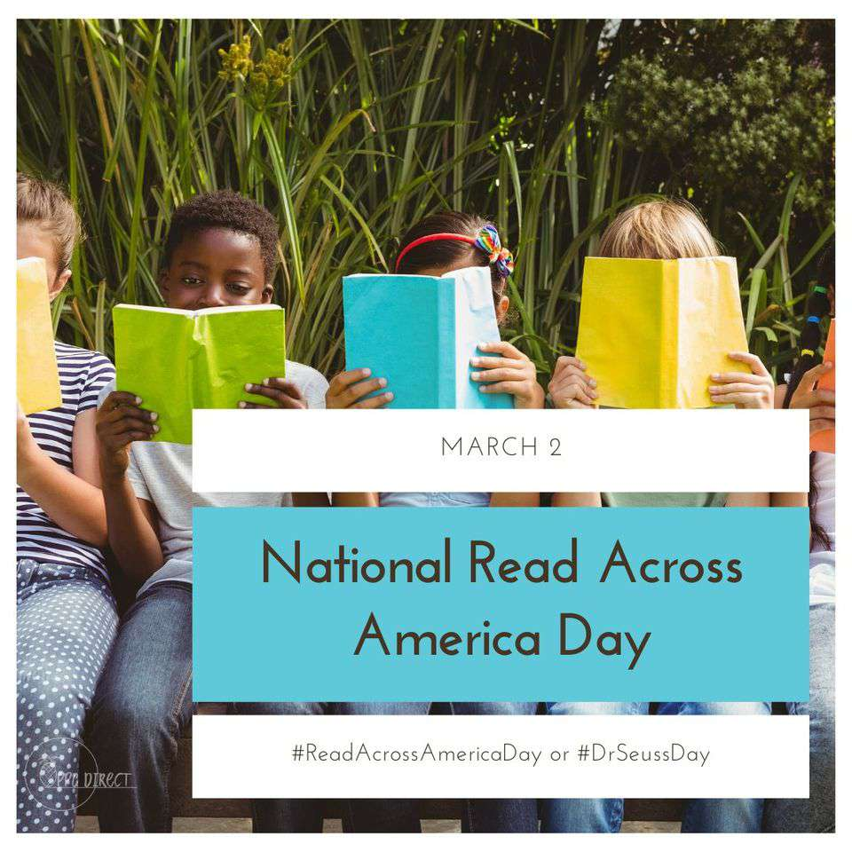 National Read Across America Day Wishes Pics
