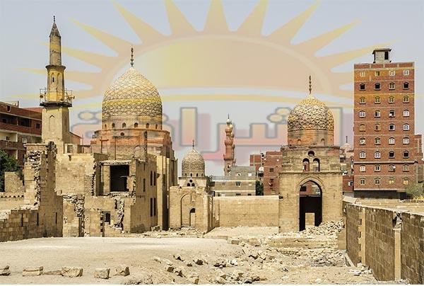 مقابر المماليك في القاهرة