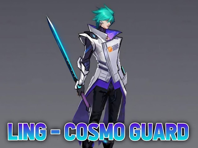 Ling - Cosmo Guard (Special Skin)