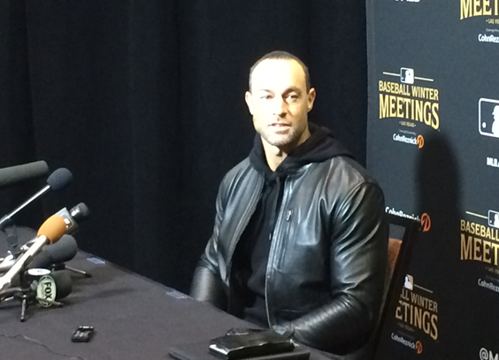 Phillies manager Gabe Kapler talks about Harper and Machado