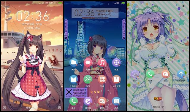 download tema wallpaper anime