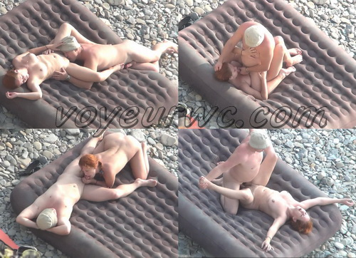 BeachHunters Sex 16666-16727 (Nude Beach Sex Voyeur)