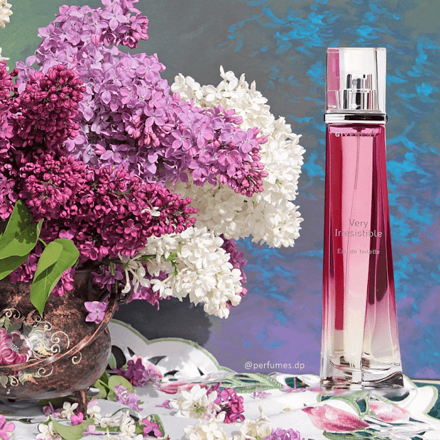 Resenha do perfume Very Irresistible Givenchy
