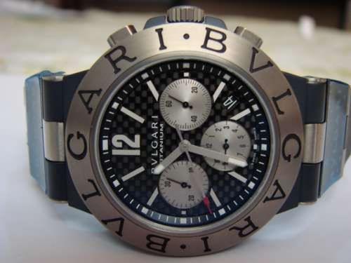 cd4a215df61 Pulso Vip relógios e acessórios  Relógios Bvlgari