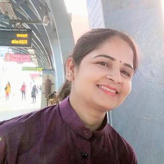 हंस अकेला रोया की लेखिका -सिनीवाली शर्मा