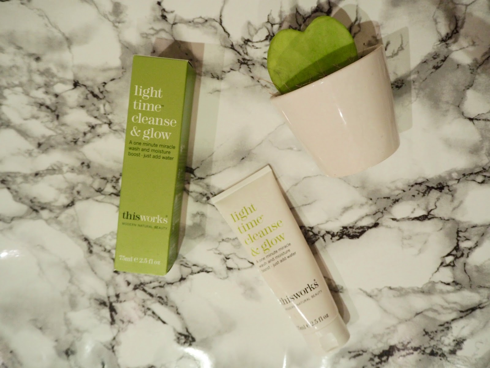 thisworks Light time cleanse & glow review