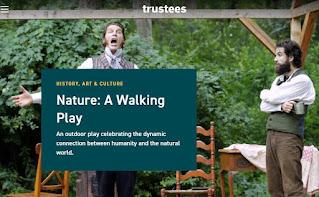 NATURE: A Walking Play  -> Sep 24 - Oct 3