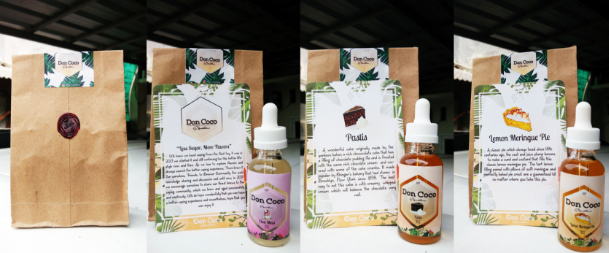 REVIEW DON COCO SIGNATURES LIQUID SERIES