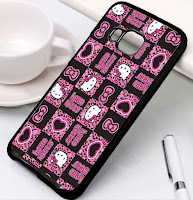 custom case hello kitty lucu