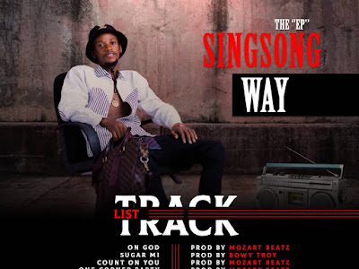 DOWNLOAD EP: Chyle – Singsong Way The EP
