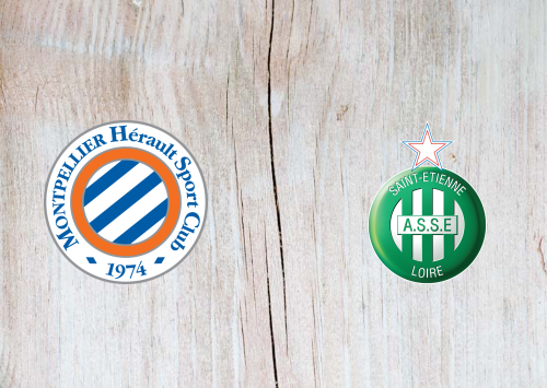 Montpellier vs Saint-Etienne -Highlights 02 May 2021