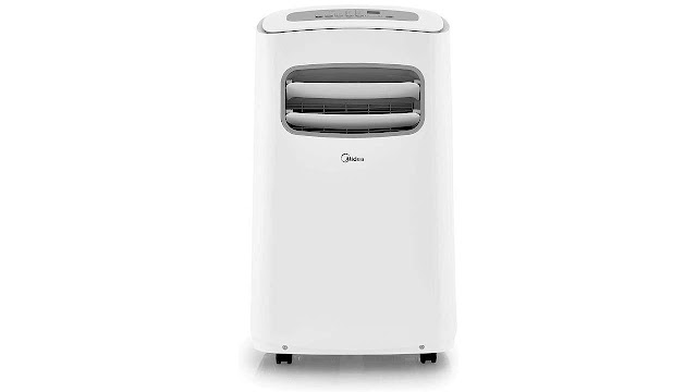 MIDEA MAP14S1CWT 3-in-1 Portable Air Conditioner