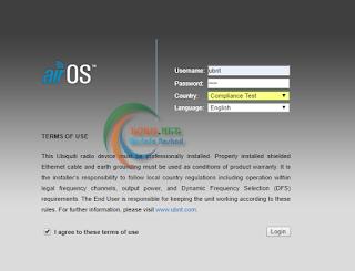 طريقة بث الانترنت عبر اكسز lg 6000