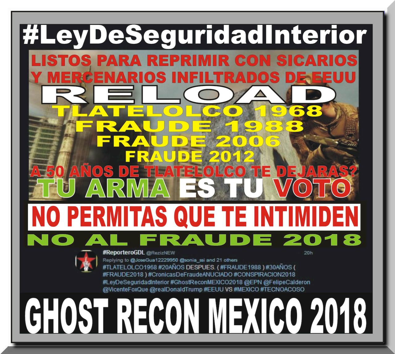https://plus.google.com/u/0/+GhostReconMEXICO/posts/5KA3oF8PRPD