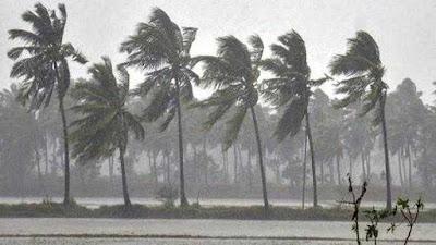 Cyclonic Fani