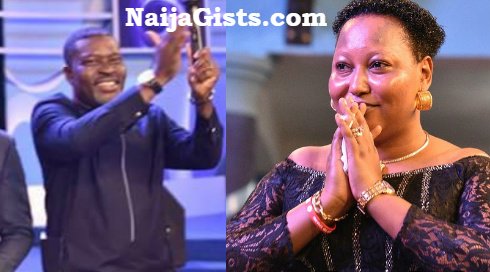 pastor give wife N30million cheque as birthday gift