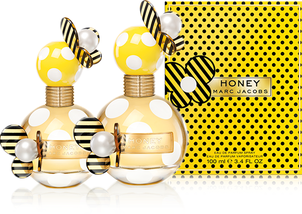 marc jacob honey review