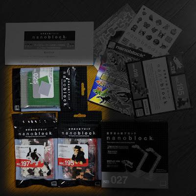「ディスプレ-アームを使って広がるナノブロックの世界を体験!」モニタープログラム