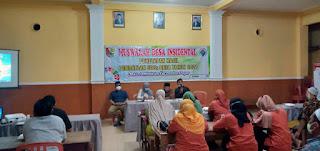 Desa Jambearum  Pertama Se-Kecamatan Puger Tuntaskan SDGs Desa