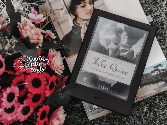 Resenha: O Conde Enfeitiçado - Julia Quinn