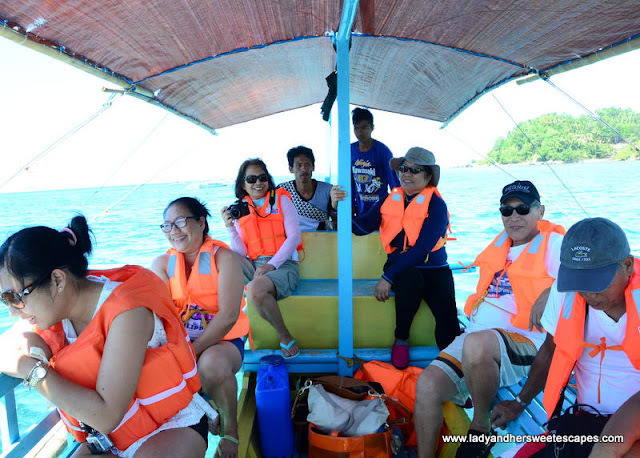 Sipalay island hopping