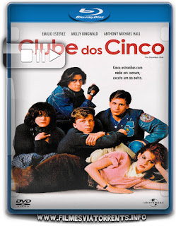 Clube dos Cinco Torrent – BluRay Rip 720p Dublado