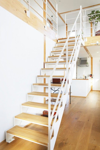 staircase design wood
