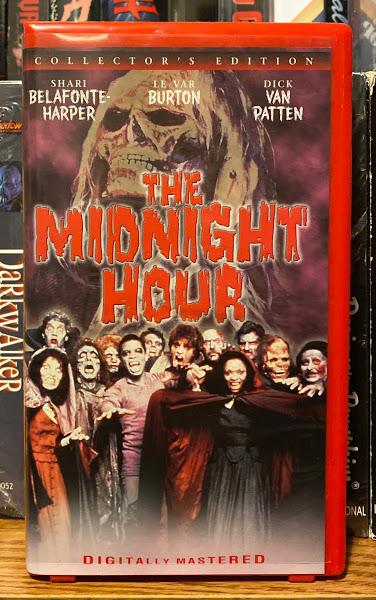 rare halloween horror VHS