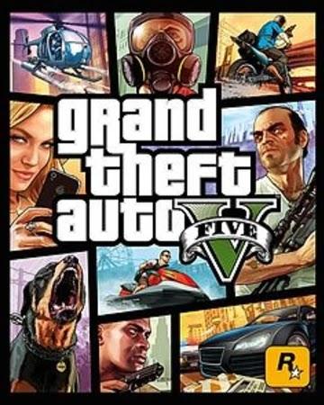 Jogo Grand Theft Auto V [PC Steam]