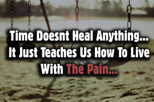 Pain Quotes, Short Love Pain Quotes Status