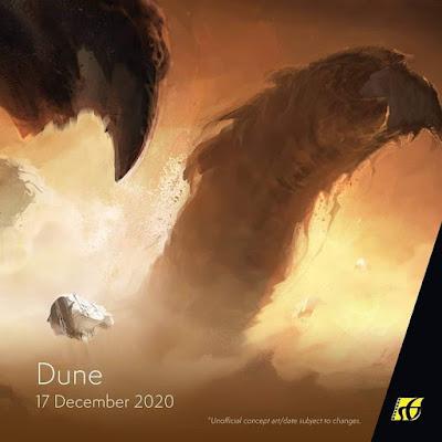 Filem Keluar Panggung Wayang 2020 | Dune (2020)