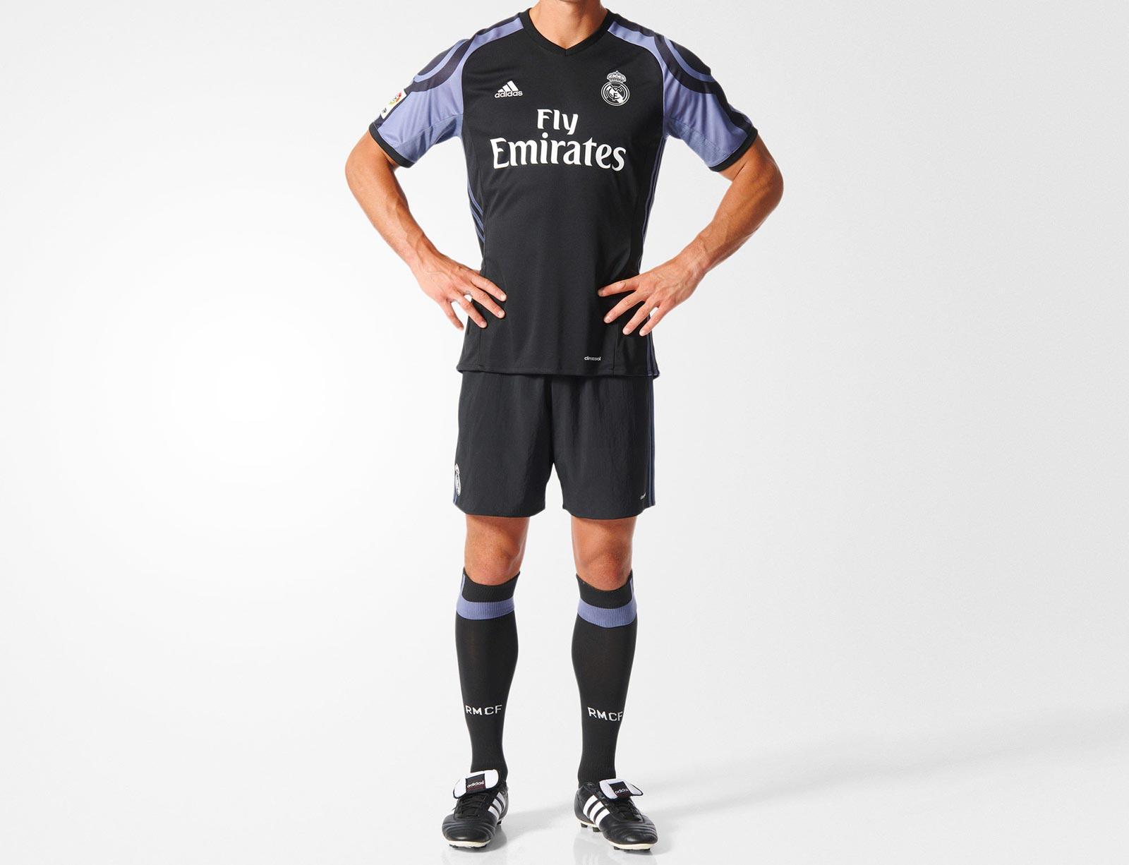 Long dress jersey real madrid